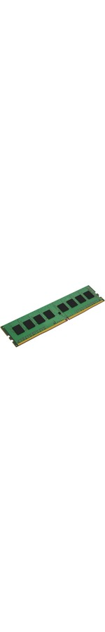 Kingston RAM Module - 8 GB 1 x 8 GB - DDR4 SDRAM - 2400 MHz DDR4-2400/PC4-19200