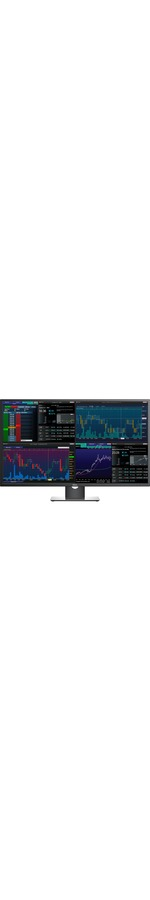 Dell P4317Q 43And#34;  LED Edge LCD Monitor - 16:9 - 8 ms