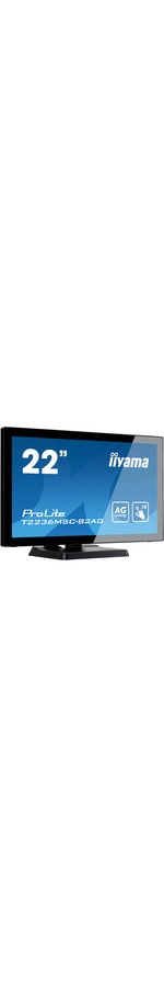 iiyama ProLite T2236MSC-B2AG 55.9 cm 22And#34; LCD Touchscreen Monitor - 16:9 - 8 ms