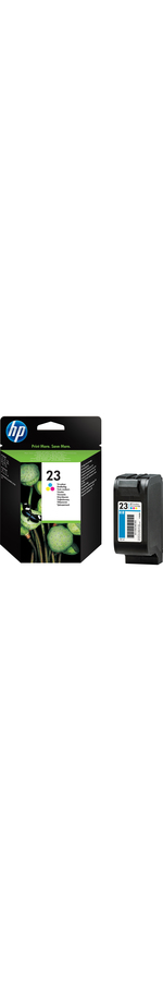 HP No. 23 Ink Cartridge - Colour