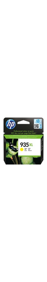 HP 935XL Original Ink Cartridge - Yellow - Inkjet - High Yield