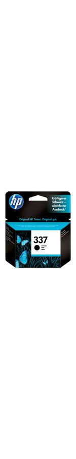 HP No. 337 Ink Cartridge - Black