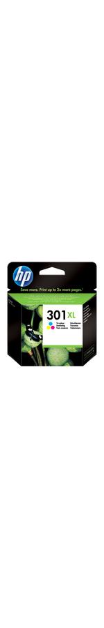 HP 301XL Ink Cartridge - Cyan, Magenta, Yellow