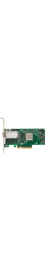Mellanox ConnectX-4 100Gigabit Ethernet Card for Server - PCI Express 3.0 x16 - 1 Ports - Optical Fiber