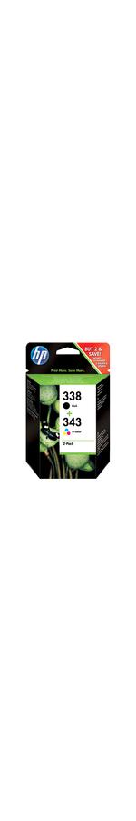 HP No. 338/343 Ink Cartridge