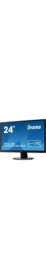 iiyama ProLite X2483HSU-B3  23.8And#34; WLED Monitor - 16:9 - 4 ms