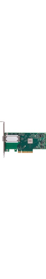 Mellanox ConnectX-4 EN 50Gigabit Ethernet Card for Server - PCI Express 3.0 x8 - 1 Ports - Optical Fiber