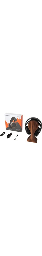 SteelSeries Arctis 5 Wired 40 mm Stereo Gaming Headset - Over-the-head - Circumaural - Black