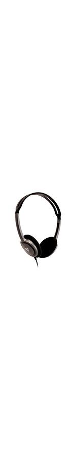 V7 HA310-2EP Wired Over-the-head Stereo Headphone - Black - Supra-aural - 32 Ohm - 1.80 m Cable - Mini-phone