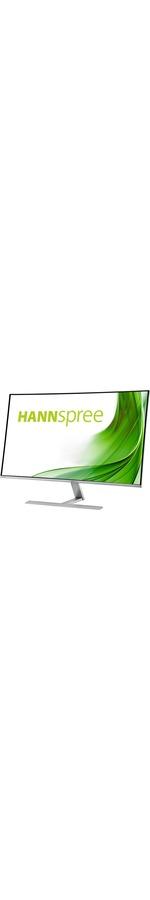Hannspree HS279PSB 27And#34; Full HD LED LCD Monitor - 16:9 - Textured Black, Titanium Grey, Aluminium