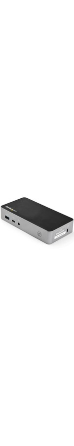 StarTech.com Dual HDMI Monitor USB-C Docking Station w/ 60W Power Delivery - USB 3.1 Gen 1 Dock DK30CHHPDUK - 5 x USB Ports - 4 x USB 3.0 - Network RJ-45 - HDMI