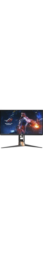 Asus ROG Swift PG259QNR 24.5And#34; Full HD WLED 240hz Gaming LCD Monitor - 16:9 - Black, Silver