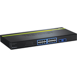 TRENDnet TEG-160WS 16 Ports Manageable Ethernet Switch