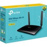 TP-LINK TL-MR6400 IEEE 802.11n Ethernet, Cellular Modem/Wireless Router