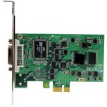 StarTech.com High-Definition PCIe Capture Card - HDMI VGA DVI Andamp; Component - 1080P - 1920 x 1080 - H.26