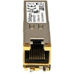 StarTech.com Juniper EX-SFP-1GE-T Compatible SFP Module - 10/100/1000BASE-T Copper SFP Transceiver - Lifetime Warranty - 1 Gbps - Maximum Transfer Distance: 100 m 3