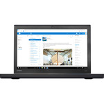 Lenovo ThinkPad X270 20HN001EUK 31.8 cm 12.5And#34; LCD Notebook - Intel Core i7 7th Gen i7-7600U Dual-core 2 Core 2.80 GHz - 8 GB DDR4 SDRAM - 256 GB SSD - Windows