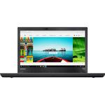 Lenovo ThinkPad T470 20HD0001UK 35.6 cm 14And#34; LCD Notebook - Intel Core i5 7th Gen i5-7200U Dual-core 2 Core 2.50 GHz - 8 GB DDR4 SDRAM - 256 GB SSD - Windows 10