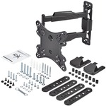 StarTech.com Full Motion TV Wall Mount - For 32And#34; to 55And#34; Monitors - Heavy Duty Steel - TV Monitor Wall Mount with Articulating Arm - VESA Wall Mount - 1 Displays Su
