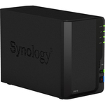 Synology DiskStation DS218 2 x Total Bays SAN/NAS Storage System