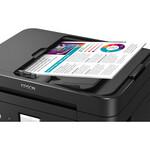 Epson WorkForce WF-2860DWF Inkjet Multifunction Printer - Colour - Copier/Fax/Printer/Scanner - 33 ppm Mono/20 ppm Color Print - 4800 x 1200 dpi Print - Automatic Du