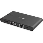 StarTech.com USB-C Multiport Adapter with HDMI and VGA