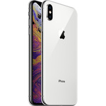 Apple iPhone XS Max 64 GB Smartphone - 16.5 cm 6.5And#34; - 4 GB RAM - iOS 12 - 4G - Silver
