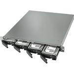 QNAP TS-983XU-RP-E2124-8G 9 x Total Bays SAN/NAS Storage System - 4 GB Flash Memory Capacity - Intel Xeon Quad-core 4 Core 3.30 GHz - 8 GB RAM - DDR4 SDRAM - 1U Ra