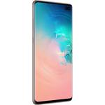 Samsung Galaxy S10plus SM-G975F/DS 128 GB Smartphone - 16.3 cm 6.4And#34; QHDplus - 8 GB RAM - Android 9.0 Pie - 4G - Prism White