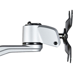 StarTech.com Wall Mount Monitor Arm - 20.4And#34; Swivel Arm - Premium Flat Screen TV Wall Mount for up to 34And#34; VESA Mount Monitors ARMWALLDSLP - Save space with this pre