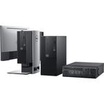 Dell OptiPlex 3000 3070 Desktop Computer - Core i5 i5-9500 - 8 GB RAM - 1 TB HDD - Tower - Black