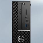 Dell Precision 3000 3431 Workstation - Xeon E-2224 - 16 GB RAM - 256 GB SSD - Small Form Factor - Windows 10 Pro for WorkstationsAMD Radeon Pro WX 4100 4 GB Graphics