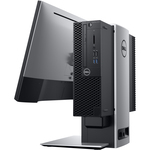 Dell OptiPlex 3000 3070 Desktop Computer - Core i3 i3-9100 - 4 GB RAM - 1 TB HDD - Small Form Factor - Black