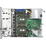 HPE ProLiant DL160 G10 1U Rack Server - 1 x Intel Xeon Silver 4208 2.10 GHz - 16 GB RAM HDD SSD - Serial ATA/600 Controller - 2 Processor Support - 1 TB RAM Support