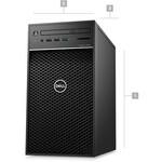 Dell Precision 3000 3630 Workstation - Core i7 i7-9700 - 16 GB RAM - 512 GB SSD - Mini-tower - Black - Windows 10 Pro 64-bitIntel UHD Graphics 630 - DVD-Writer - Ser