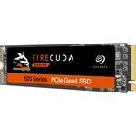 Seagate FireCuda 520 ZP2000GM3A002 2 TB Solid State Drive - M.2 Internal - PCI Express NVMe PCI Express NVMe 4.0 x4