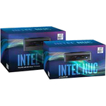 Intel NUC 10 Performance NUC10i5FNH Desktop Computer - Core i5 i5-10210U - Mini PC - Intel UHD Graphics - Wireless LAN - Bluetooth