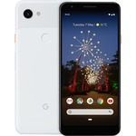 Google Pixel 3a XL 64 GB Smartphone - 15.2 cm 6And#34; Full HD Plus - 4 GB RAM - Android 9.0 Pie - 4G - Clear White
