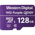 WD Purple WDD128G1P0C 128 GB Class 10/UHS-I U1 microSDXC - 3 Year Warranty