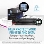 HP 38A Toner Cartridge - Black - Laser - 12000 Page - 1 Each