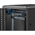 StarTech.com 1U 7in Depth Universal Fixed Rack Mount Shelf - 33lbs / 15kg