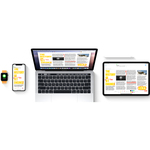 Apple MacBook Pro MVVM2B/A 40.6 cm 16And#34; Notebook - 3072 × 1920 - Core i9 - 16 GB RAM - 1 TB SSD - Silver