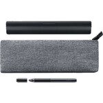 Wacom Intuos Pro PTH-660-N Graphics Tablet - 5080 lpi - Touchscreen - Multi-touch Screen - Wired/Wireless - Black
