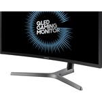 Samsung C27HG70 27And#34; Quantum Dot LED Freesync  Monitor - 16:9 - 1 ms