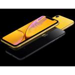 Apple iPhone XR A2105 128 GB Smartphone - 15.5 cm 6.1And#34; - 3 GB RAM - iOS 12 - 4G - Black