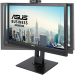Asus BE24DQLB 23.8And#34; Full HD WLED LCD Monitor - 16:9 - Black - Webcam