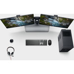 Dell Precision 3000 3630 Workstation - Core i5 i5-9500 - 8 GB RAM - 256 GB SSD - Mini-tower - Black - Windows 10 Pro 64-bitAMD Radeon PRO WX 2100 2 GB Graphics - DVD