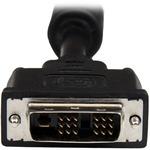 StarTech.com 10 ft DVI-D Single Link Cable - M/M - 1 x DVI-D Male - 1 x DVI-D Male Video - Black