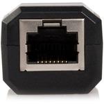 StarTech.com Compact Black USB 2.0 to 10/100 Mbps Ethernet Network Adapter - 1 Port - 10/100Base-TX - External