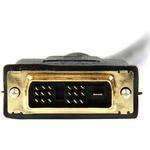 StarTech.com 10 ft HDMI to DVI-D Cable - M/M - 1 x Male HDMI - 1 x DVI-D Male Video - Black
